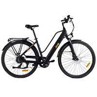 Jeep Alu Trekking E-Bike